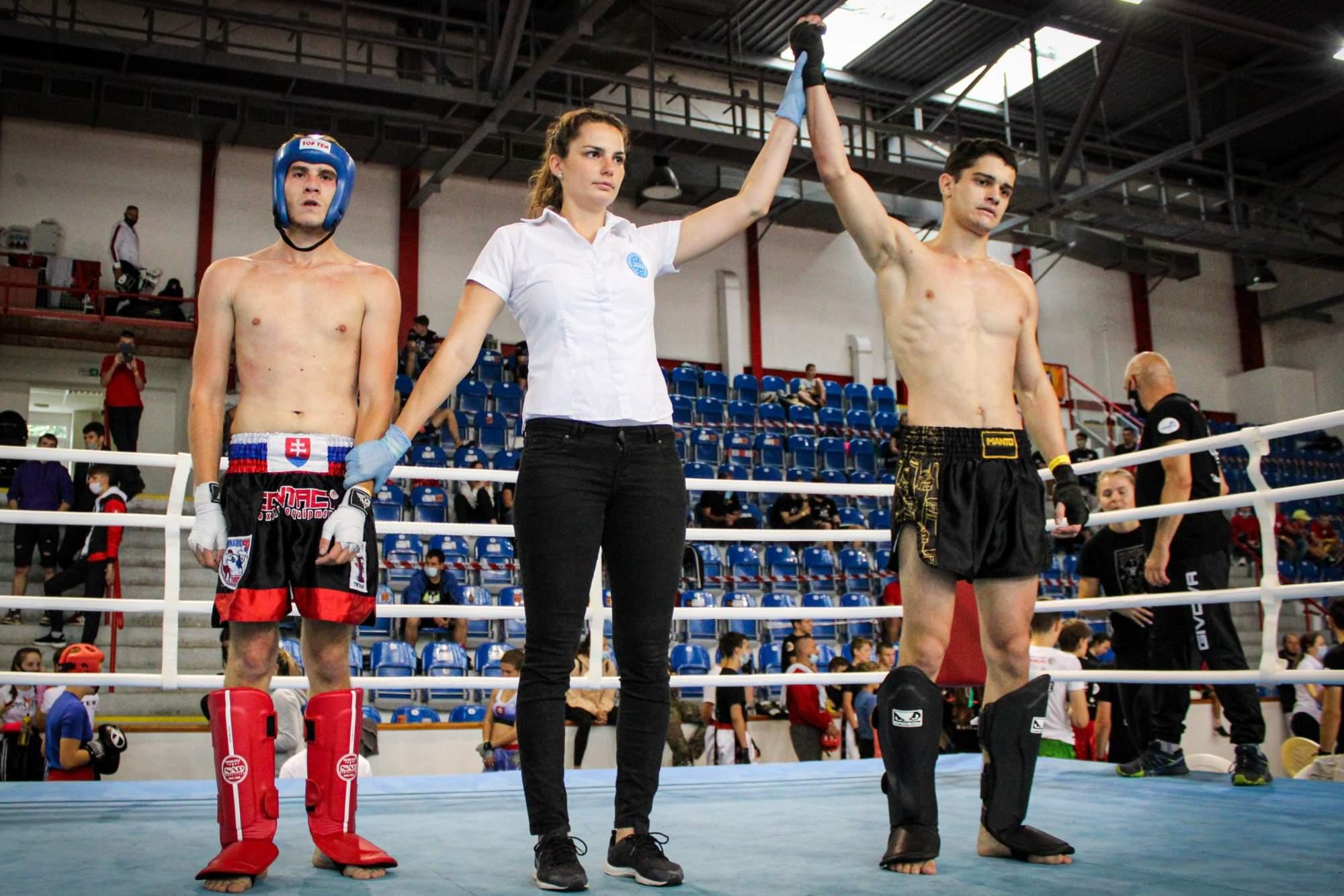 AKADEMICKÉ MAJSTROVSTVÁ Slovenskej republiky 2020 v kickboxe